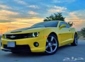 كمارو سعودية 2010 Ss  أصفر