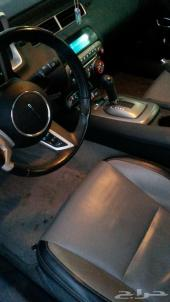 كمارو RS ستة سلندر فل كامل 2010 احمر دم الغزال