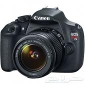 كاميرا كانون (1200D) جديدة