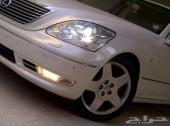 لكزس LS430 نظيفة جدا 2004