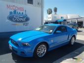V6 Mustang 2013 manual
