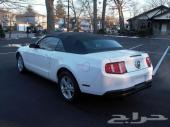للبيع موستنج Mustang V6 Premium 2010 فل كامل كشف