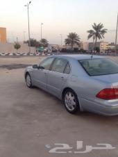 للبيع لكزس 2002 فل كامل سعودي 430