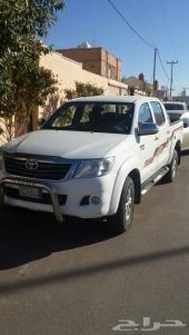 للبيع هيلوكس 2012 دبل