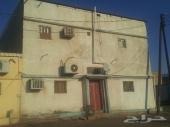 بيت شعبي دورين بموقع ممتاز للسكن او الاستثمار مؤجر1800ريال