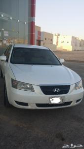 سوناتا 2008 سعودي 6 سلندر (المكينة عطلانة) للبيع
