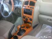 سيارة سنتافي موديل 2003 نظيف ماشاء الله - للبيع مع لوحة مميزة ( م س ك - 2 3 3 )