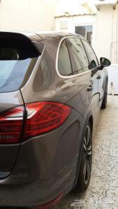 بورش كابيين اس فل كامل 2012م ماشي 49709كم .. للبيع