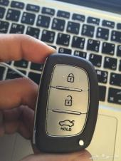 للبيع مفتاح النترا 2014 بصمه من الوكاله مستخدم