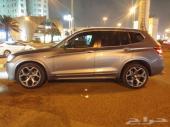 BMW X3 2011 - M kit - F25 للبيع العاجل (تم تنزيل السعر) تحت الضمان