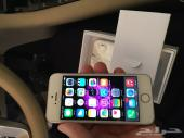 iPhone 5s ايفون فايف آس ذهبي