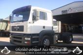 لبيع شاحنات مان الشاصي169517موديل 2004