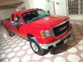 للبيع جمس سييرا لون أحمر HD2500  غماره ونص