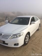 للبيع كامري 2011 ابيض نظيف في الشرقية - الخبر