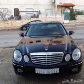 مرسيدس e200 2008