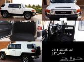 للبيع إف جي FJ 2011 فل كامل أبيض