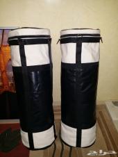 اكياس ملاكمة للبيع قويةة وتتحمل كثيرا ب 150لفترهه محدوده