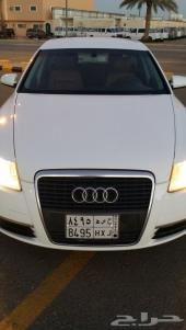 للبيع أودي A6 2009 نظيفه وكاله