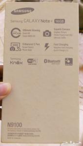 للبيع Samsung Galaxy Note 4 Duos شريحتين ابيض