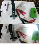 الجهاز العجيب متوفر لدى موزعنا في جدة اشتراك وشاحن و بطارية وكشاف وفلشر وهمر في جهاز صغير لا يفوتك