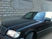 Mercedes Benz S class W140 600 v12 1995 ( مرسيدس شبح )