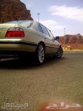 للبيع سطبات شرايح BMW من موديل 95 الى 2001 الفئه السابعه