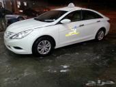 سوناتا 2013 تاكسي للبيع