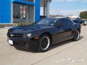 للبيع كمارو 2011 Chevrolet Camaro اللون اسود