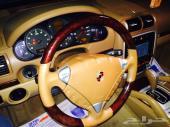 بورش كايين موديل 2005 الفئة S
