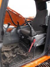 للبيع حفار دوسان 225 موديل 2008 وارد بلجيكا