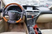 للبيع لكزس ار اكس 350 2011 بطاقة جمركية