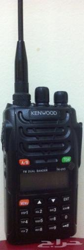 للبيع جهاز KENWOOD TK-UV3 وجاهزين BAOFENG UV-5R