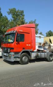 راس شاحنة للايجار او البيع أقساط