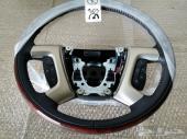 عجلة قيادة ( طارة ) كاديلاك إسكاليد جديدة بقراطيسها من موديل 2007 الى 2014