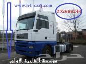 للبيع شاحنة مان 18480 موديل 2005