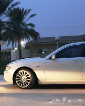 BMW 730 للبيع 2007 ابيض
