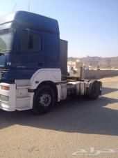 للبيع  شاحنة مرسيدس اكسور موديل سنة 2005 طراز 1840