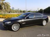 بي إم دبليو  BMW 750Li 2012 V8 Twin Turbo