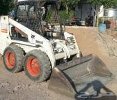 بوبكات 2005 bobcat s130 ببكات بوب كات عاجل للبيع