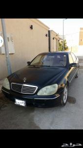 مرسيدس 2001 s320