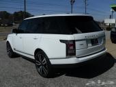 استورد سيارتك للبيع 2013 RANGE ROVER HSE من امريكا بسعر 341.000 الف ريال واصلة جدة بدون جمرك