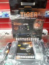 رسيفرتايجر  IPTV GPRS Z500 TIGER مع التجديد لنظام IPTV ونظام Royal iptv وايضا التجديد لمكتبة افلام