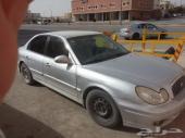 سوناتا 2003 للبيع  او البدل بسيارة عائلية