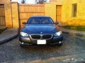 BMW 520i 2012 بي أم دبليو 2012 الفئة الخامسة
