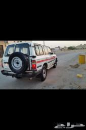 لاندكروزر GX1995ابيض في الرياض نضيف