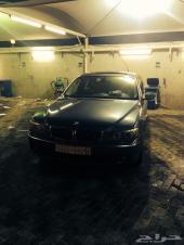 BMW 730 Li 2007