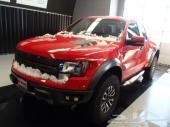 استورد سيارتك للبيع 2012 FORD RAPTOR من امريكا بسعر 145.000 الف ريال الى جدة بدون جمرك