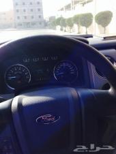 وانيت فورد  F150 موديل 2012 أبيض  نظيف جدا