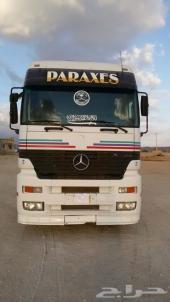 راس شاحنة اكتروس 2000 للبيع