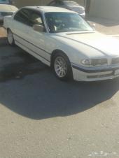 للبيع بي ام دبليو BMW 740IL موديل 95